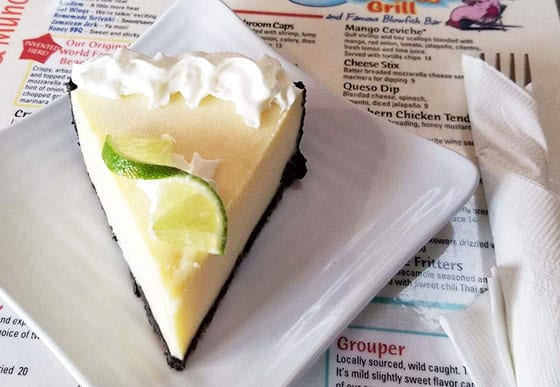 Key Lime Pie - Fort Myers Beach