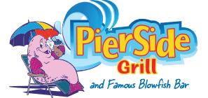 Pierside Grill Logo Fort Myers Beach